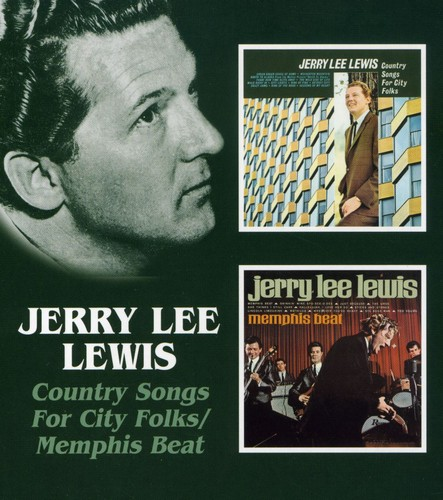 Country Songs For City Folk/ Memphis Beat [Import]