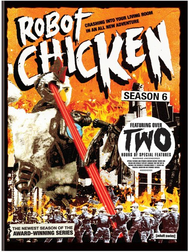 Robot Chicken: Season Six