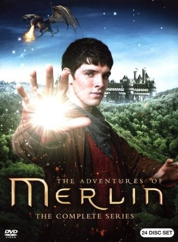 Merlin: Complete Series Gift Set