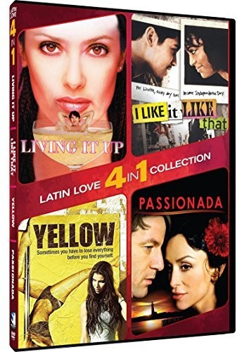 4 in 1 Latin Romance: Yellow /  I Like It Like That /  Living it Up