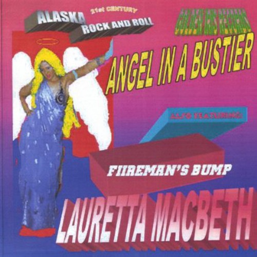 Angel in a Bustier