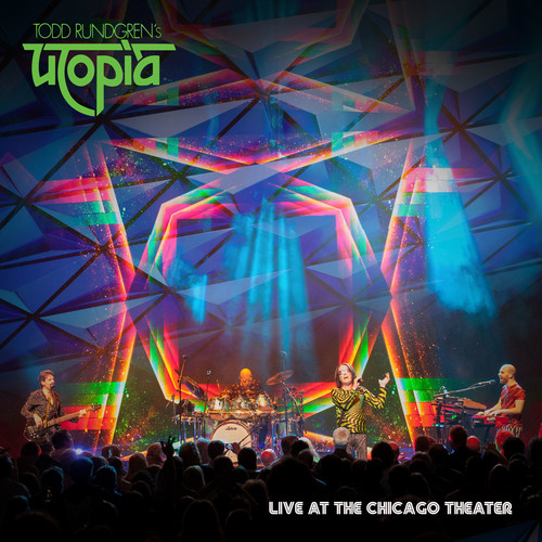 Todd Rundgren's Utopia - Live At The Chicago Theater [CD/Blu-ray/DVD]