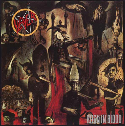 Slayer - Reign In Blood [Vinyl]
