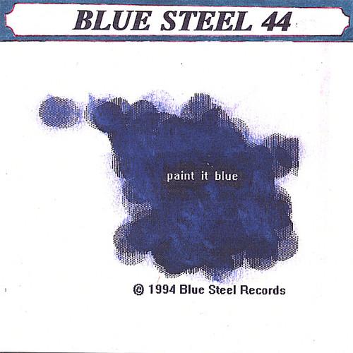 Blue Steel 44 - Paint It Blue