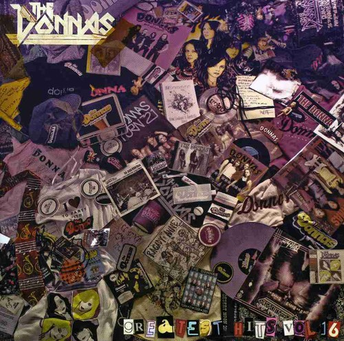 Donnas - Greatest Hits, Vol. 16