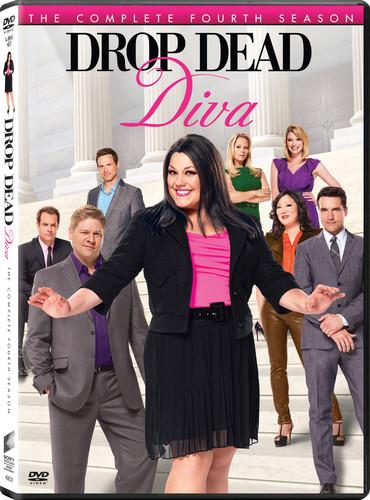 Drop Dead Diva: The Complete Fourth Season