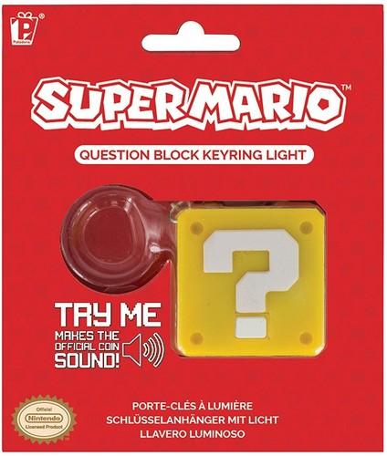 Question Block Key Chain - Question Block Key Chain
