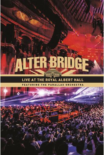 Alter Bridge - Live At The Royal Albert Hall [Blu-ray/DVD/2CD]