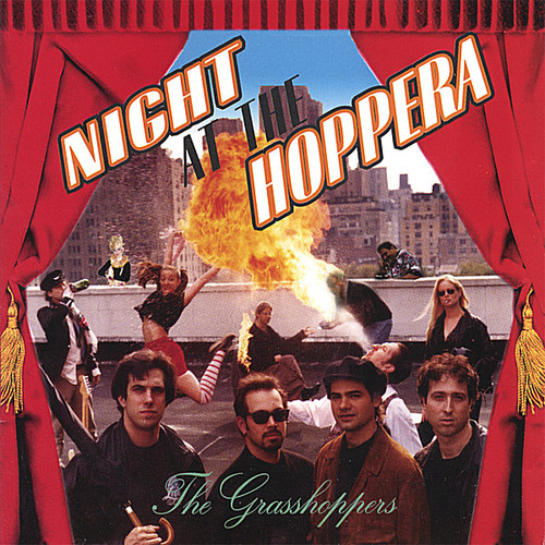 Night at the Hoppera