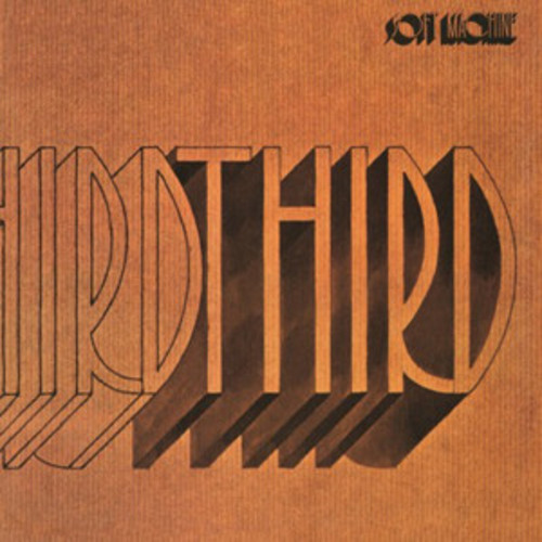 Soft Machine - Third (Ogv)