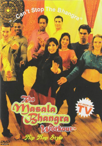 Masala Bhangra Workout: Volume 2: Hip Hop Style