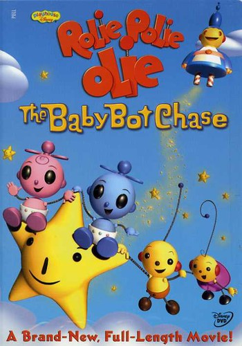 Baby Bot Chase