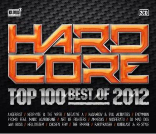 Hardcore Top 100 Best of 2012 /  Various [Import]