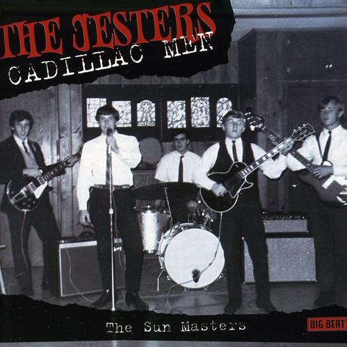 Cadillac Men: The Legendary Sun Masters [Import]