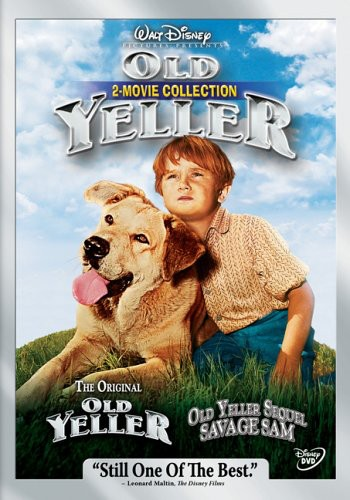 Old Yeller: 2 Movie Collection