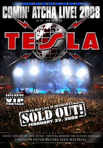 Tesla - Comin' Atcha Live! 2008