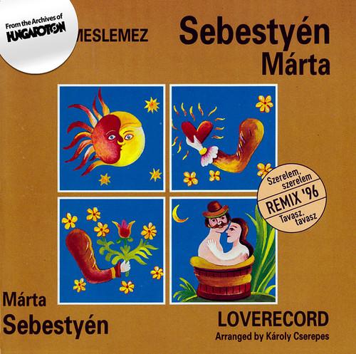Márta Sebestyén-Loverecord