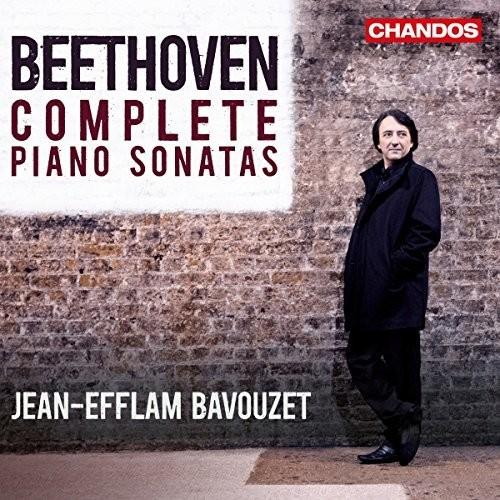Jean-Efflam Bavouzet - Complete Piano Sonatas