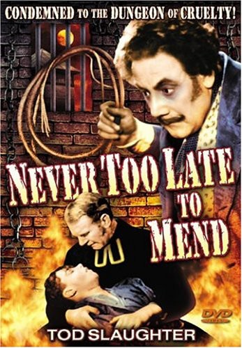 Never Too Late to Mend