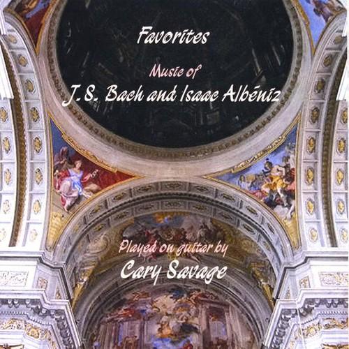 Favorites: Music of J.S. Bach & Isaac Albniz