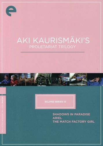Aki Kaurismaki's Proletariat Trilogy (Eclipse Series 12)