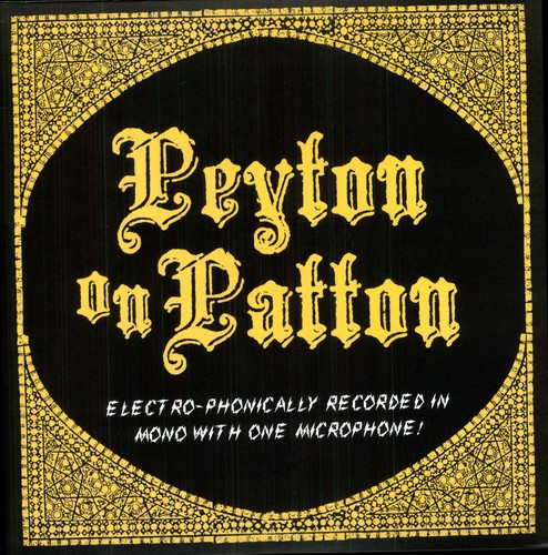Peyton on Patton