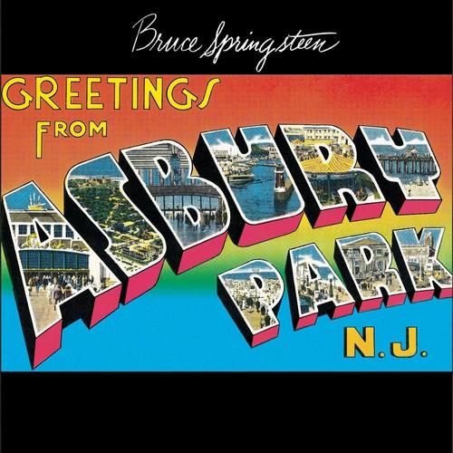 Bruce Springsteen - Greetings From Asbury Park Nj