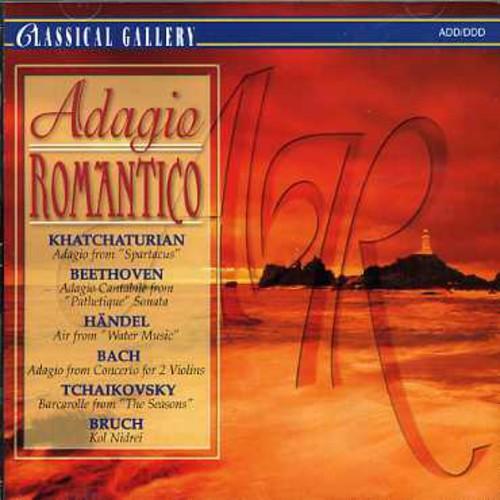 Adagio Romantico /  Various