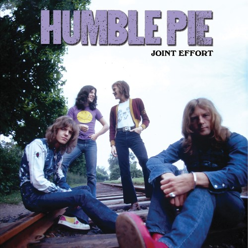 Humble Pie - Joint Effort [Colored Vinyl]