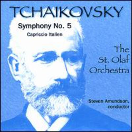 St. Olaf Orchestra - Tchaikovsky