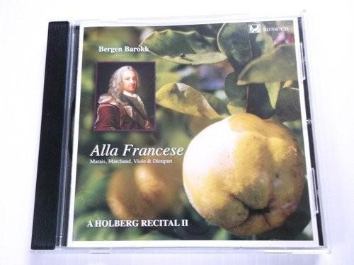Holberg Recital Ii:Alla Francese