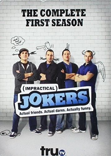 Impractical Jokers: Seasons 1 and 2