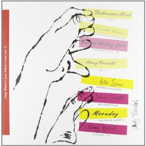 Andy Warhol's Jazz Album Covers 2