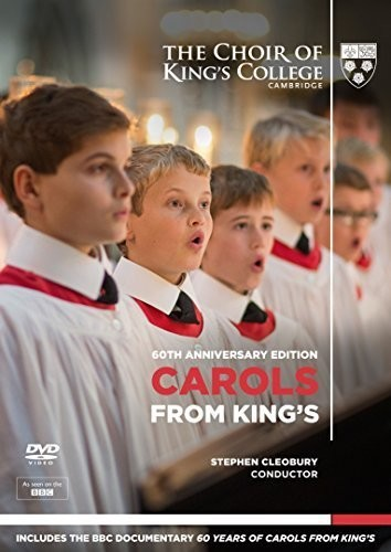 Carols From King's - 60th Anniversary Edition