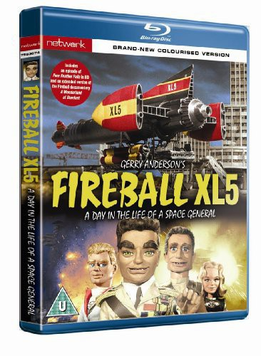 Fireball XL5: A Day in the Life of a Space General (Color) [Import]