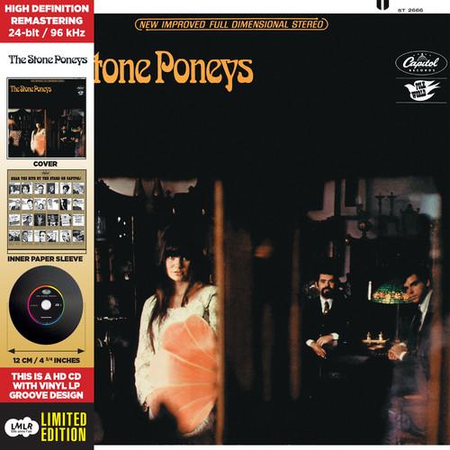 Linda Ronstadt-The Stone Poneys