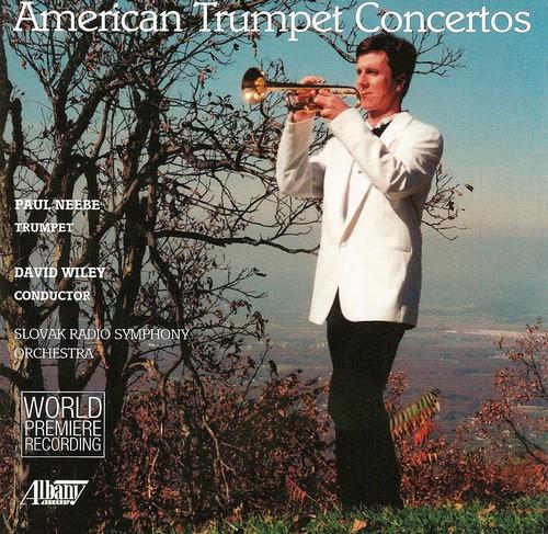 American Trumpet Concertos