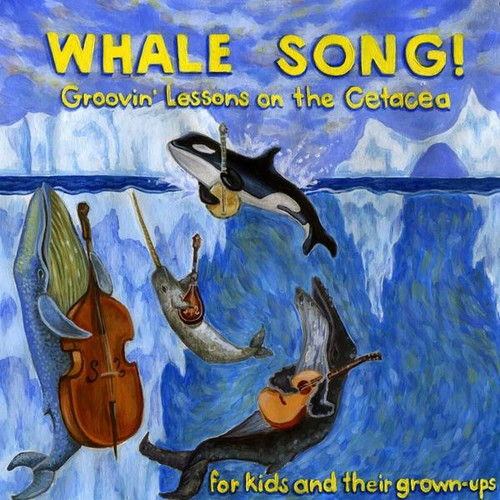 Whale Song Groovin Lessons on the Cetacea