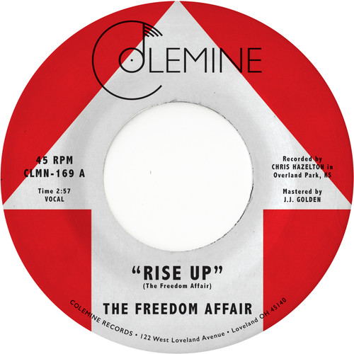Freedom Affair - Rise Up