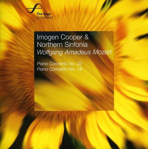 Piano Concertos 18 & 22