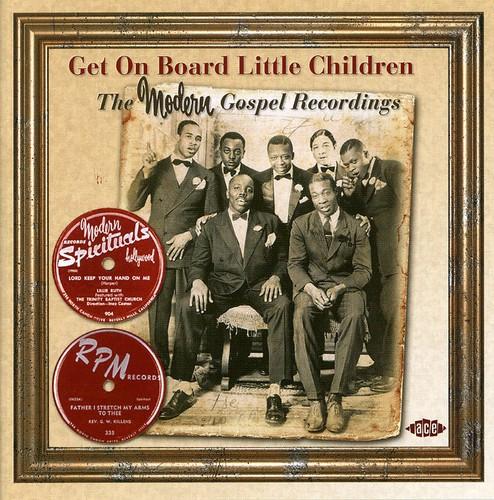 Get on Board Little Children /  Various [Import]