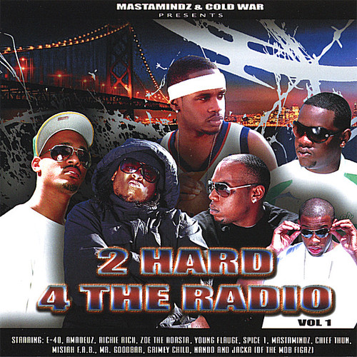 Cold War - 2 Hard 4 the Radio [PA]
