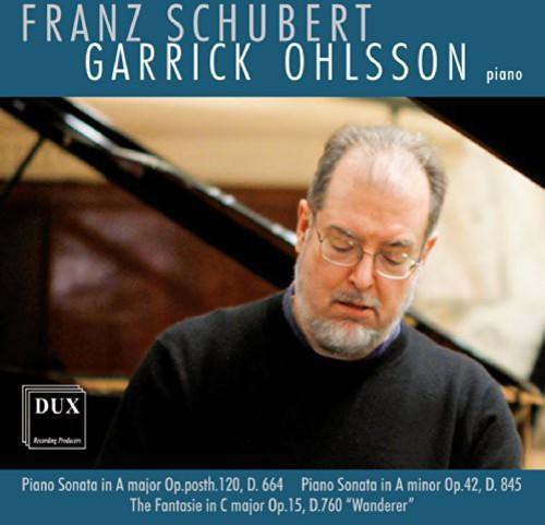Schubert - Garrick Ohlsson Plays Franz Schubert