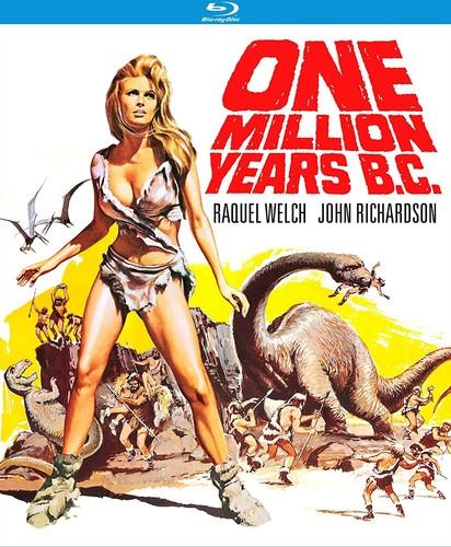 One Million Years B.C. (U.S. and International Versions)