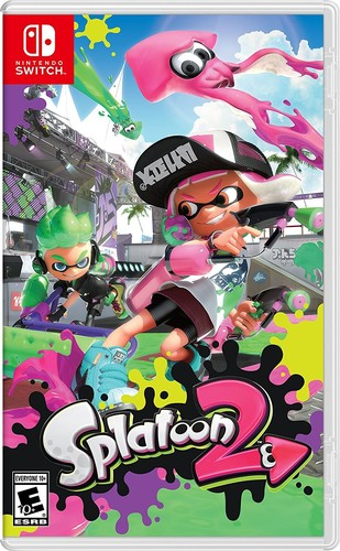 Swi Splatoon 2 - Splatoon 2