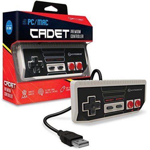 - Hyperkin Cadet Premium NES USB Controller for PC