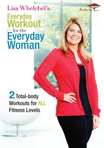 Lisa Whelchel's Everyday Workout for the Everyday Woman