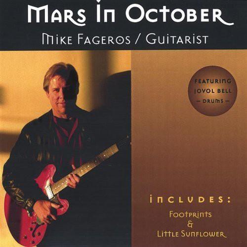Mars in October
