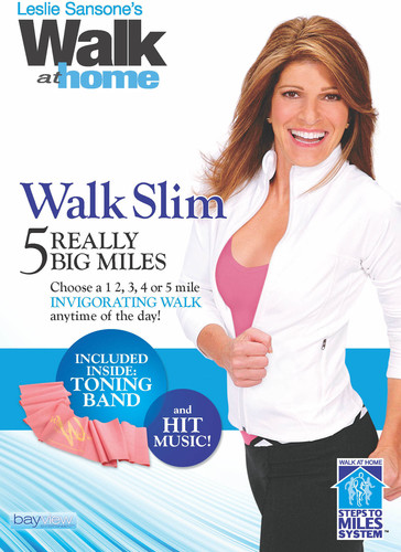 Leslie Sansone's Walk Slim: 5 Really Big Miles