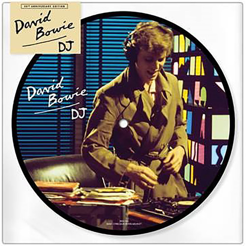David Bowie - D.J. 40th Anniversary [Limited Edition Picture Disc Vinyl Single]